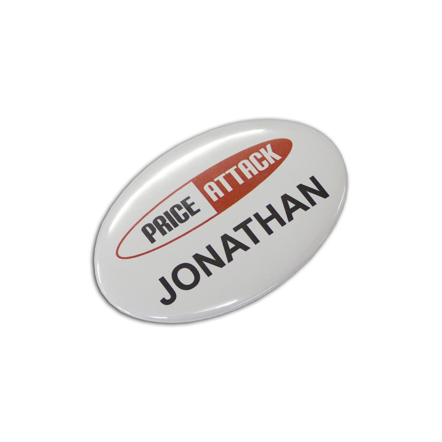104784-0-Button Badge Oval - 65 x 45mm