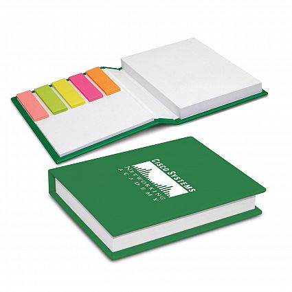 Hard Cover Notes and Flags