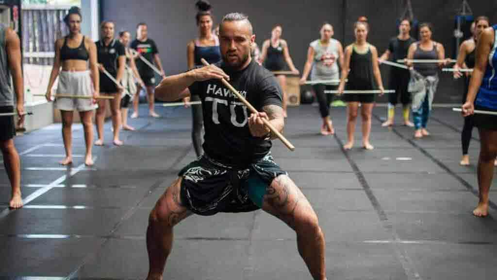 Maori Movement in Melbourne