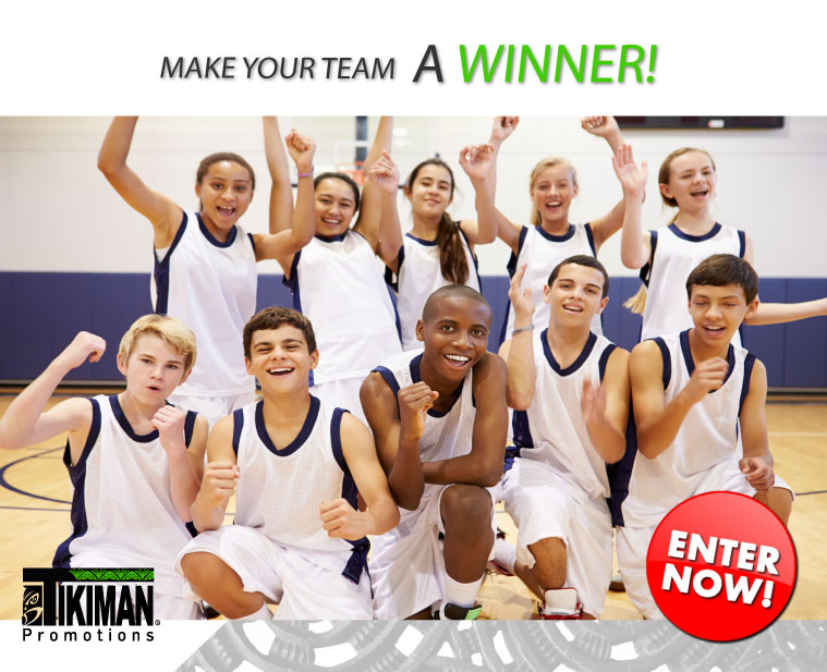 TIKIMAN Sports Uniform Competition
